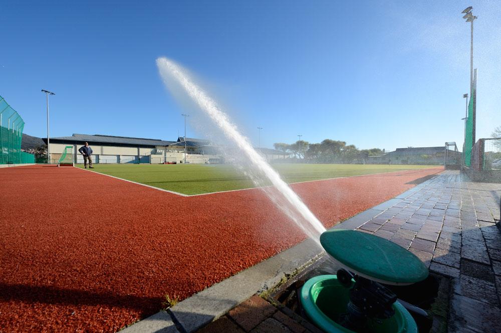 Sports & Institutional Irrigation